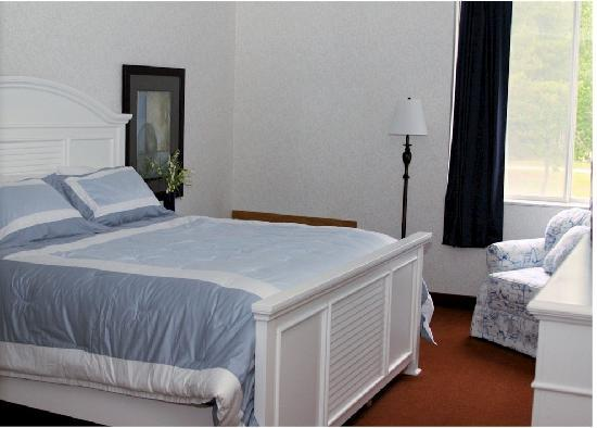 Bayside Inn of Manistique : Comfortable rooms