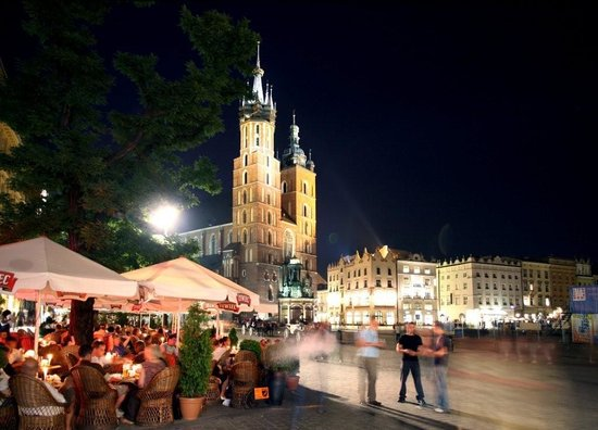 Cracovie, Pologne : Krakow