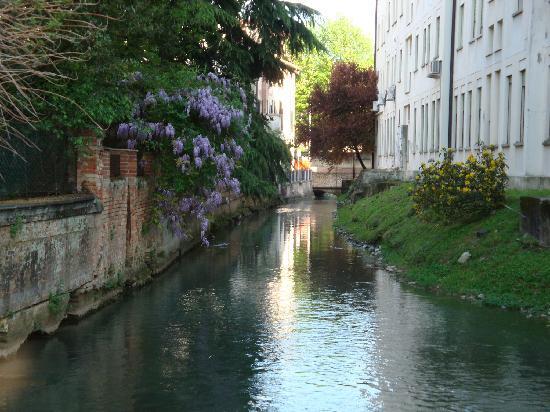 Trévise, Italie : 水の都