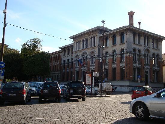 Trévise, Italie : 中心部