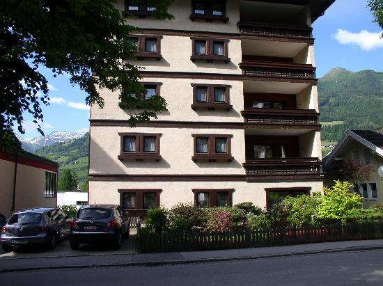 Hotel Germania: appartementsgebouw