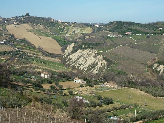 Hotel San Giacomo : vista monti