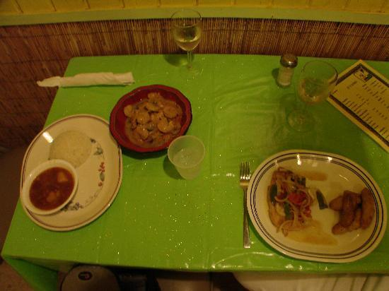 El Caobo serves authentic Puerto Rican dishes