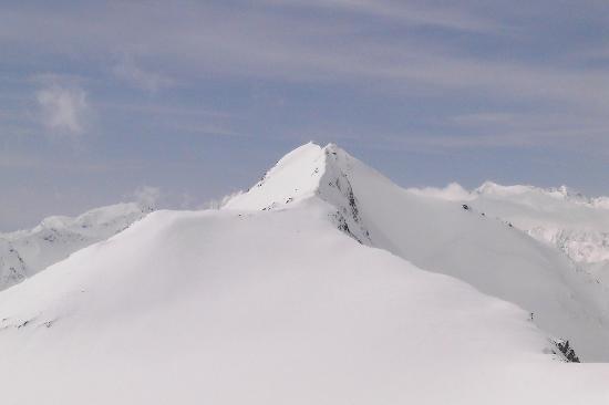 Neustift im Stubaital, Autriche : Aussicht von oben