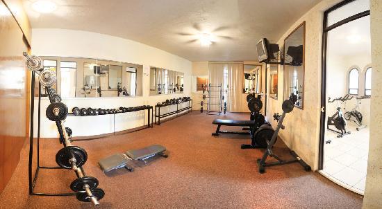Hotel California: Gym