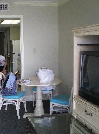 Sandy Beach Resort Magnolia Tower Room