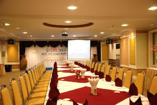 MetroPoint Bangkok Hotel : Meeting room