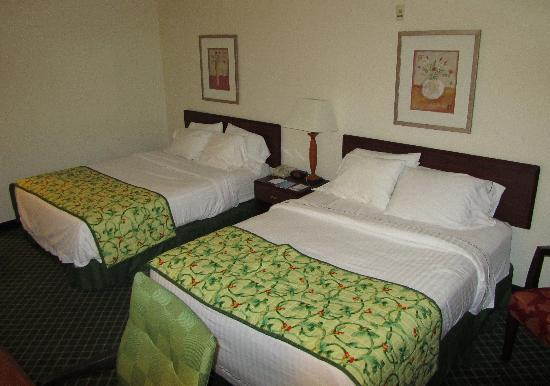 Fairfield Inn Scranton: typical fairfield 1