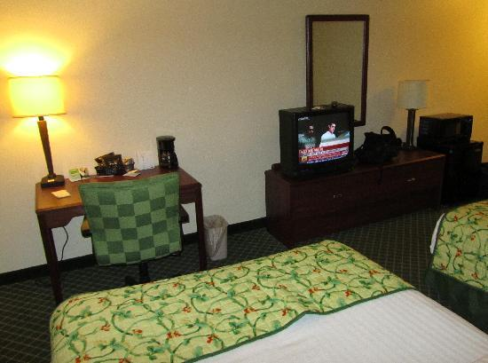 Fairfield Inn Scranton : typical fairfield 2