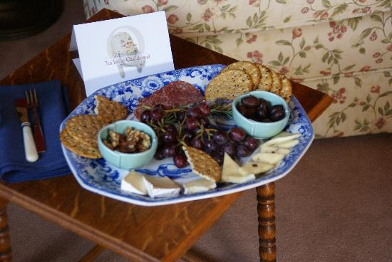 Inn at Occidental: Goodies from the Inn