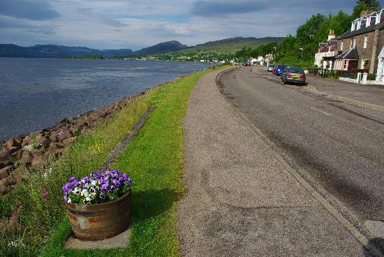 Lochcarron Hotel: Nice place Lochcarron