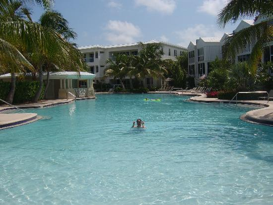 Mariner's Club Resort Villas & Marina: We had the pool to ourselves!