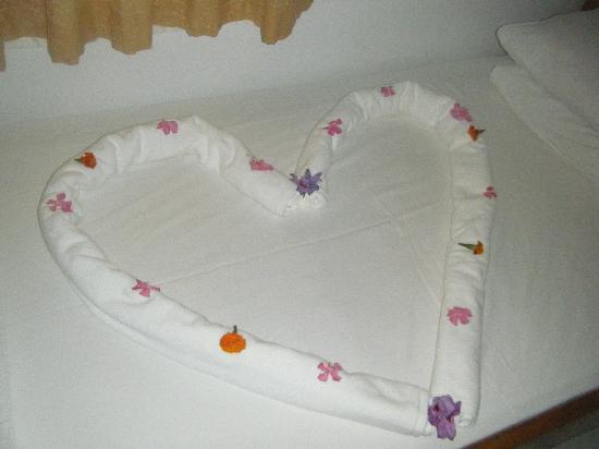 Oren Apart Hotel: bedroom