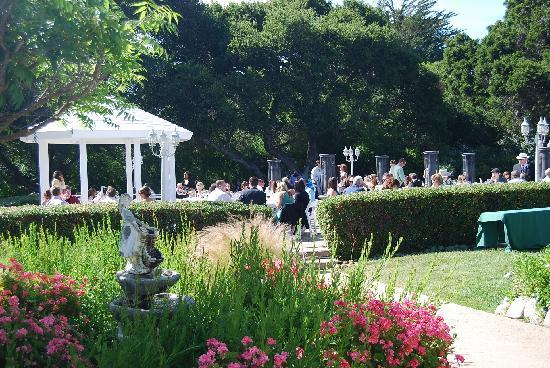 Los Laureles Lodge: The perfect Garden Party