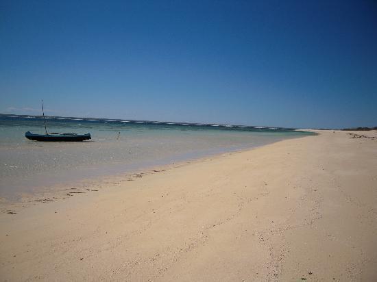 Anakao Ocean Lodge: la spiaggia