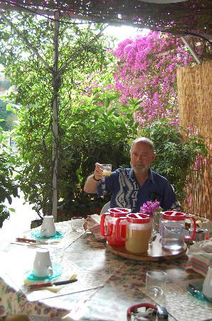 B&B La Bouganville: this is why it is La Bougainvillea