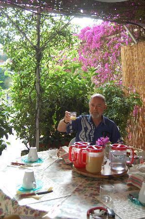 B&B La Bouganville : this is why it is La Bougainvillea