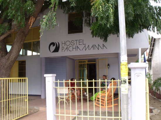 Hostel Pachamama: Front house