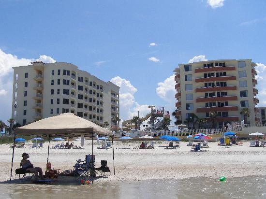 The Cove On Ormond Beach North Right And South Towers