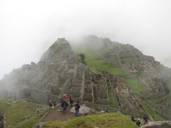 Hotel Torre Dorada: Machu Picchu