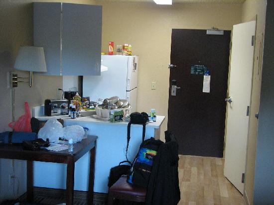 Extended Stay America - Portland - Beaverton - Eider Court: The kitchen