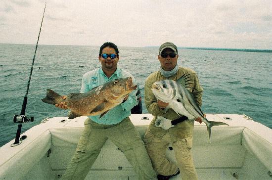 Las Islas Lodge: Oscar and Orlando