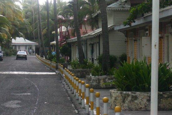 Hotel Riu Naiboa : Caribbean Street