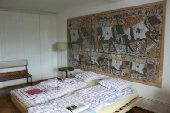 Vevey Hôtel & Guesthouse : our room