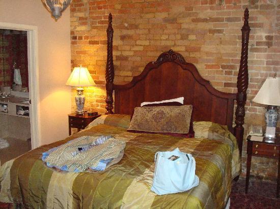 Prince Conti Hotel: Bedroom