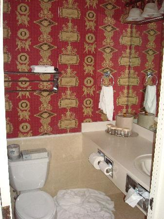 Prince Conti Hotel: Bathroom