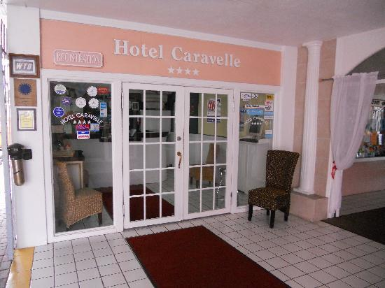 Hotel Caravelle on St. Croix: Lobby