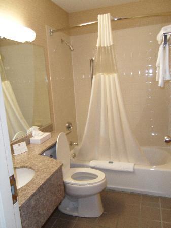 BEST WESTERN Cristata Inn: Bathroom