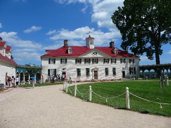 George Washington's Mount Vernon: George Washington's House
