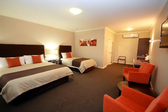 Whyalla, Australia: Deluxe Large Room