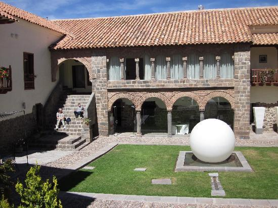 Casa Cartagena Boutique Hotel & Spa: Garden view