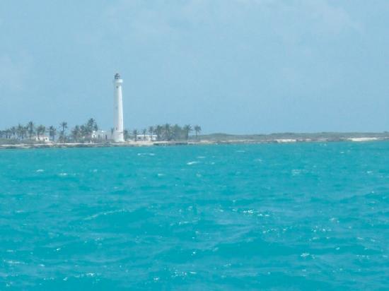 Isla Contoy, Meksyk: Lighthouse north end