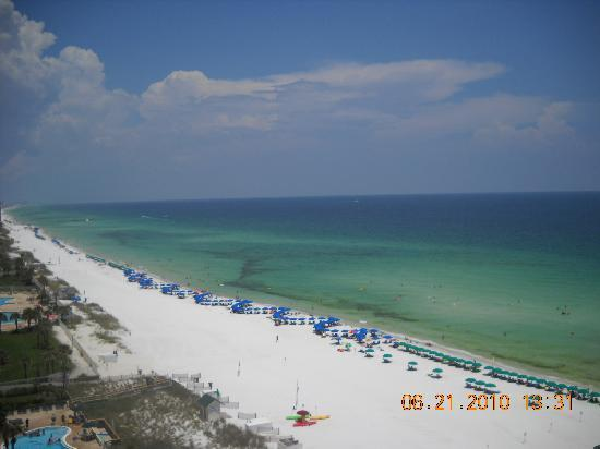 Sundestin Beach Resort View From The Balcony
