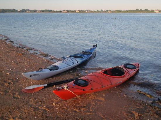 New Harbor Kayak Rentals Block Island