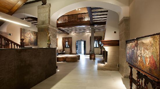 Iriarte Jauregia Hotel: Recepción - Hall
