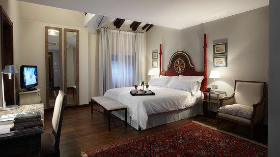 Iriarte Jauregia Hotel: Hab. doble