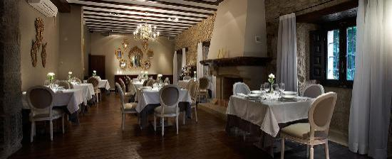 Iriarte Jauregia Hotel: Salón comedor