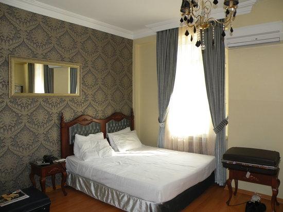 Hotel Ipek Palas: La habitación