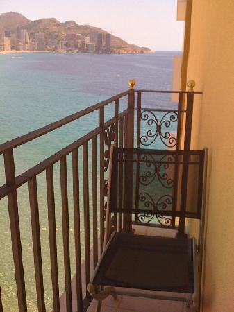 Villa Venecia Hotel Boutique: balcony