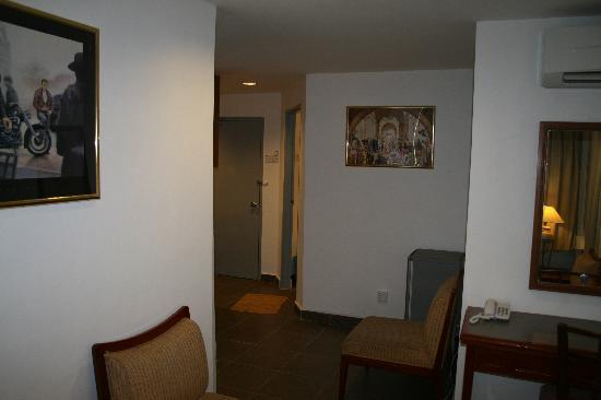 Nana's Inn: Nanas inn living room