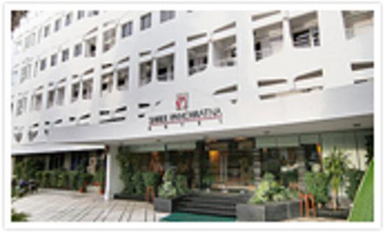 Hotel Shree Panchratna: exterior