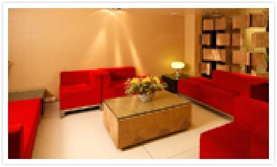 Hotel Shree Panchratna: lobby