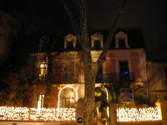 Hotel des Arceaux: Vacaciones Navidad 2009
