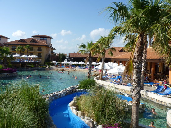 Club Grand Aqua: Übersicht Grand Aqua