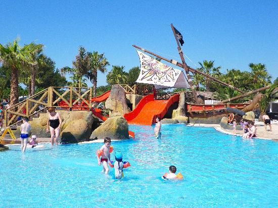 Cambrils Park Resort: Pirate pool