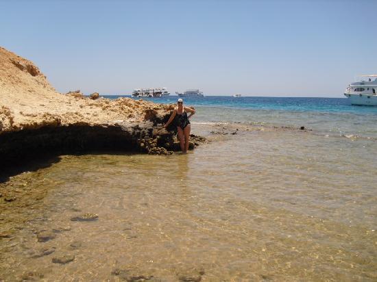Club Reef Resort: scorcio dalla spiaggia del villaggio